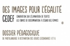 Photo dossier pedagogique CEDEF