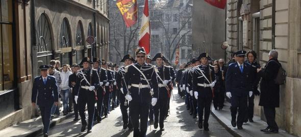 Nouvelle baisse de la criminalité à Genève