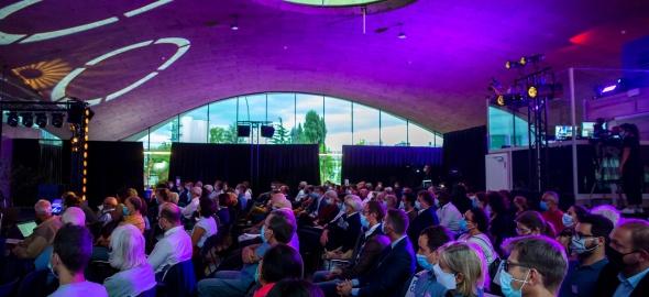 le public est venu nombreux aux Rencontres du développement (c) Etat de Genève / Magalie Girardin