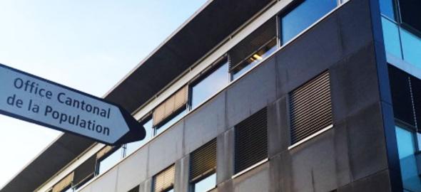 Réouverture le 2 juin des guichets de l'office cantonal de la population et des migrations (OCPM)  sur rendez-vous préalable