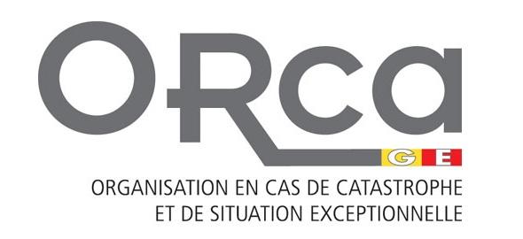 Mobilisation du dispositif ORCA GE dans le cadre de l'ERNS 19