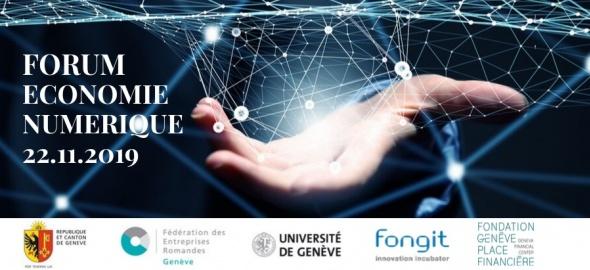 Forum économie numérique 2019