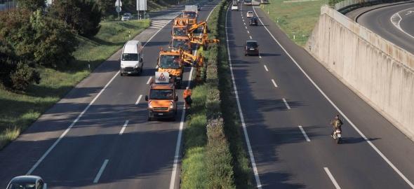 Exploitation des autoroutes FR-VD-GE