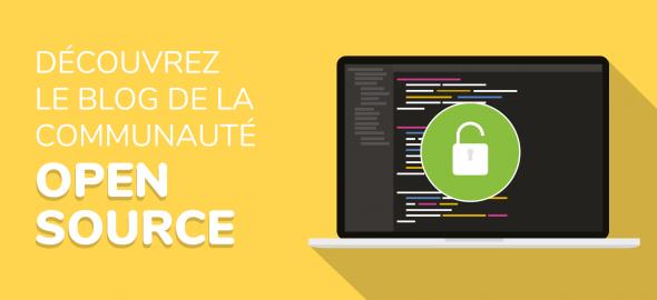 Bandeau et logo open source
