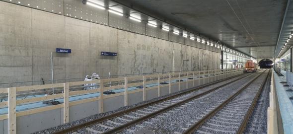 Gare de Lancy-Bachet
