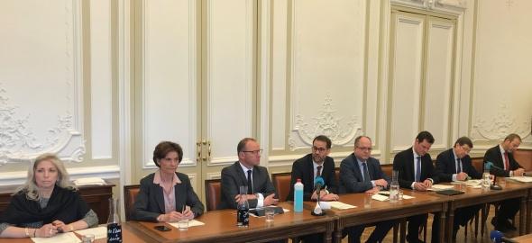 Point presse du Conseil d'Etat du 16 mars 2020 (COVID-19)