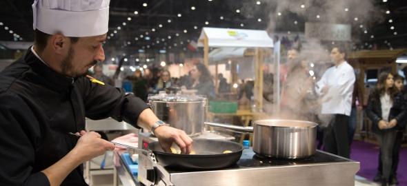 Concours de cuisine aux Automnales