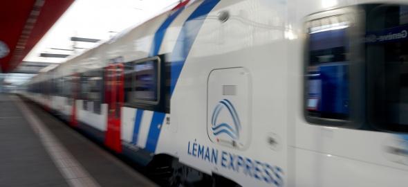 Rame Léman Express