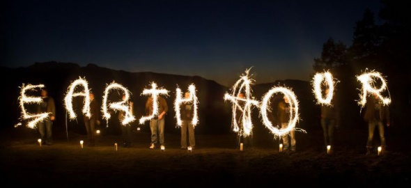 Action Earth Hour