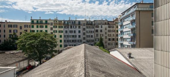 Barres d'immeubles