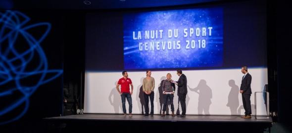 Nuit du sport genevois 2018