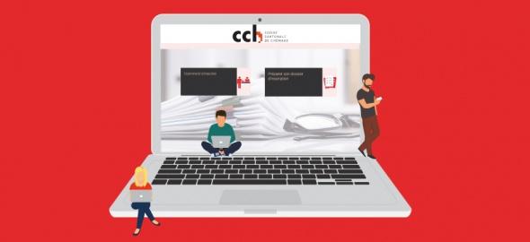 Un nouveau site web  pour la CCGC