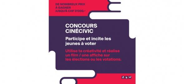 Affiche CinéCivic
