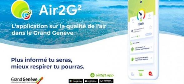 Application Air2G2