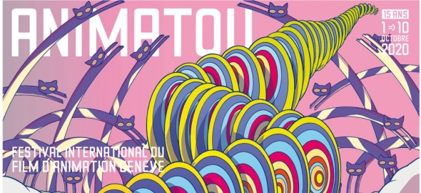 affiche du festival d'Animatou