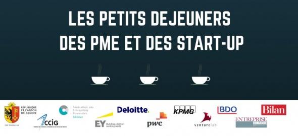 Les Petits déjeuners des PME et des start-up