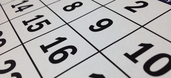 horaire fin d'année