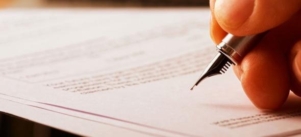Main et stylo