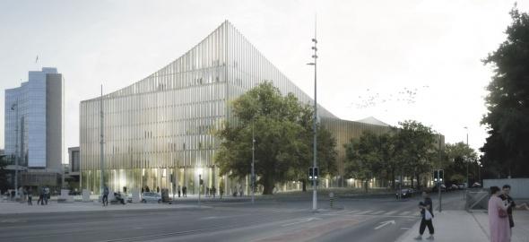 Future Cité de la Musique / © FCMG