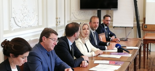 Conférence de presse du Conseil d'Etat du 19 mai 2019