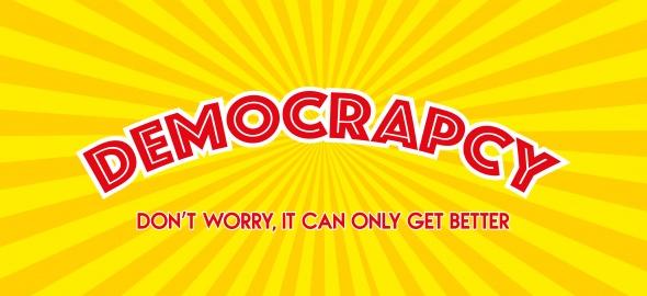 Logo Democrapcy