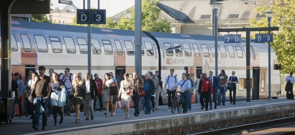 Gare de Cornavin