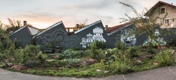 Jardin des Moraines