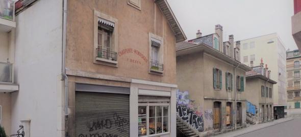 4-8, rue de l'Avenir (Eaux-Vives).
