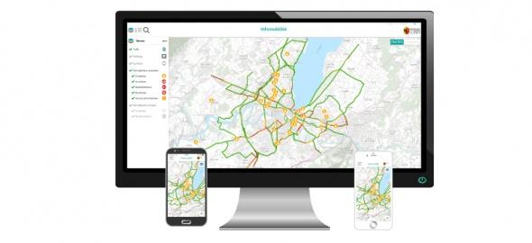 Application Info Mobilité