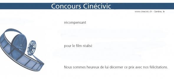 Image du diplôme CinéCivic