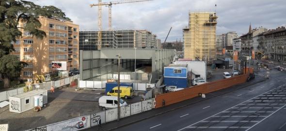Gare de Genève-Eaux-Vives