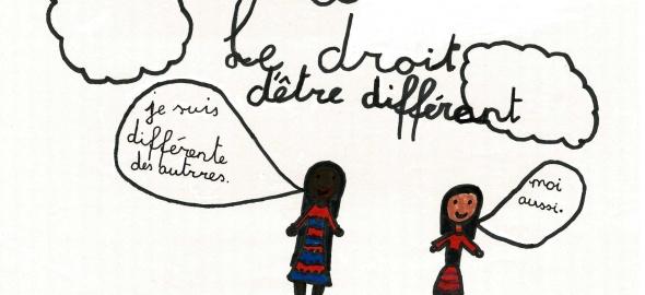 Honorine, 4P, école des Pervenches