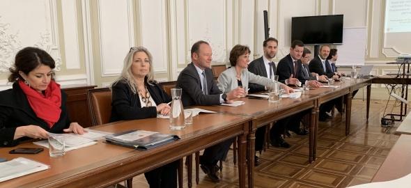 Point presse du Conseil d'Etat du 17 avril 2019