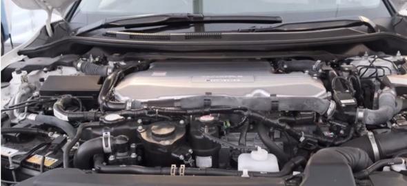 Une voiture à hydrogène