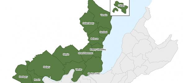 Région Lac-Rhône