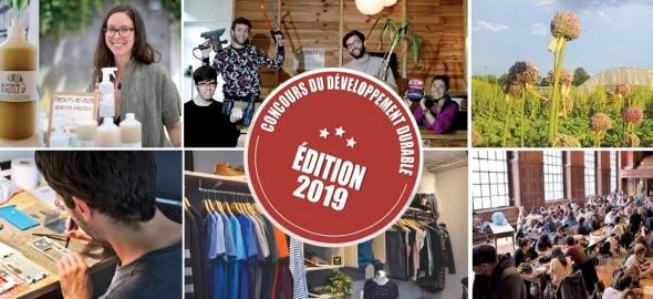 Lauréats Concours 2019
