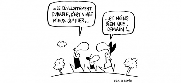 Dessin Mix & Remix - Développement durable
