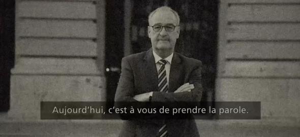 CinéCivic - Guy Parmelin, conseiller fédéral