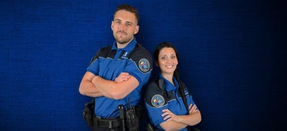 Policiers et policières