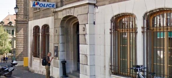 Poste de police du Bourg-de-Four