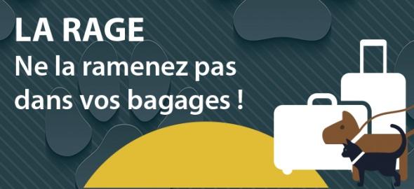 La rage – Ne la ramenez pas dans vos bagages !