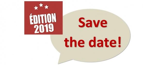 Cérémonie du concours cantonal du développement durable 2019 : Save the date!