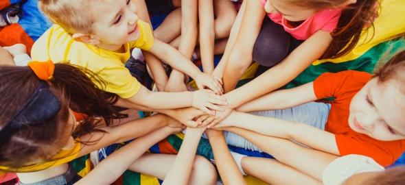 valoriser les droits de l'enfant
