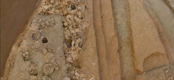 Le site archéologique de Saint-Antoine