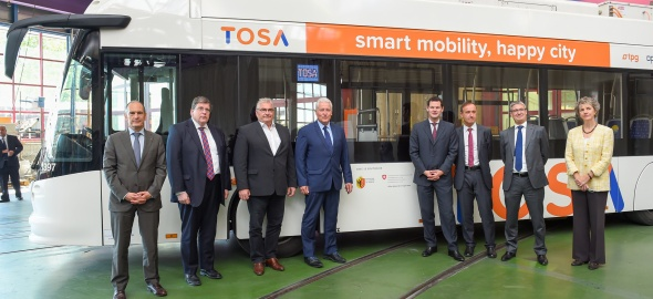 Partenaires TOSA