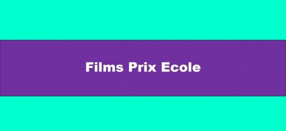 Prix Ecole