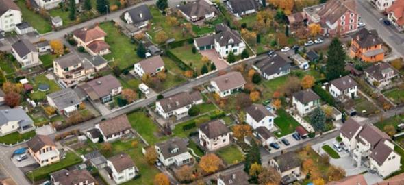 La plupart des valeurs fiscales des biens immobiliers sont inférieures à la valeur du marché.