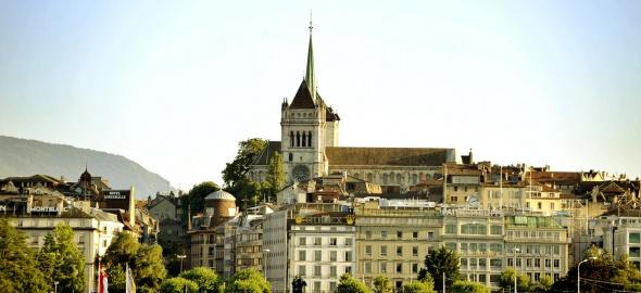 Vue Genève