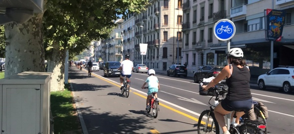 Plan d'actions de la mobilité douce 2019-2023