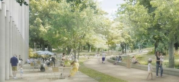 Projet de parc